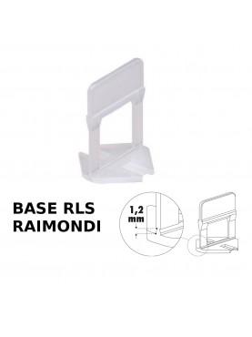 BASE RAIMONDI RLS LEVELLING SYSTEM 100 pz
