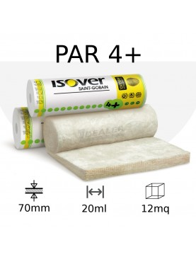 Isover par 4+ 45mm 15ml...