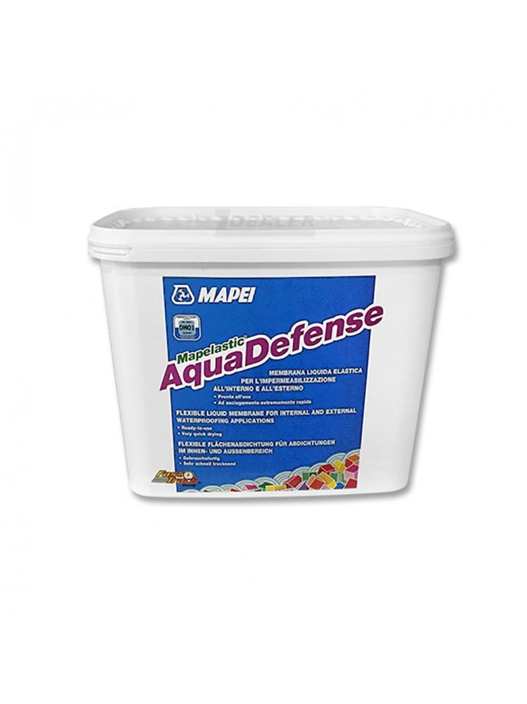 Mapelastic Aquadefense Mapei Impermeabilizzante 7 5kg Membrana Liquida
